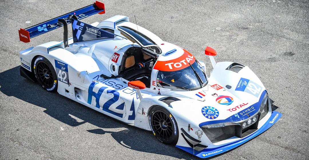 Michelin beteiligt sich an Entwicklung H2-betriebener Rennwagen