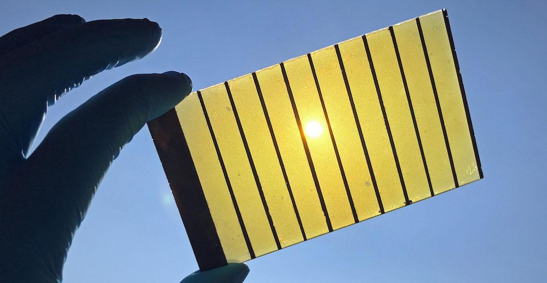 """Wissenschaftler finden """"Maß für die Photoelektrodenstabilität"""" bei Elektrolyse"""