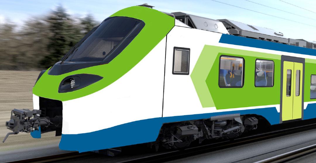 Alstom liefert sechs Wasserstoffzüge nach Italien