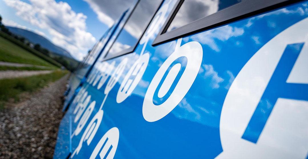 Alstoms Coradia iLint schließt Testphase in Österreich ab