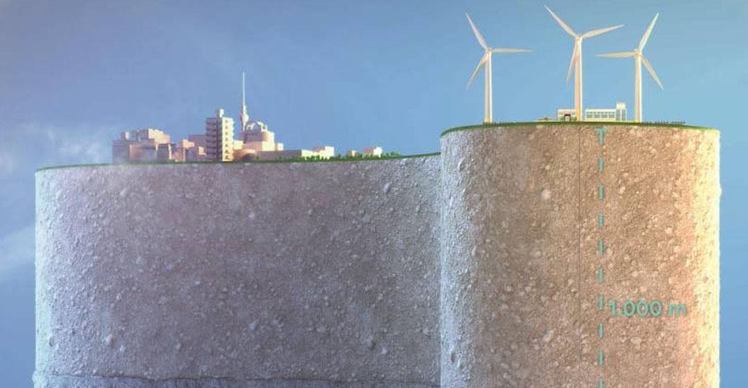 EWE baut Wasserstoffspeicher bei Berlin