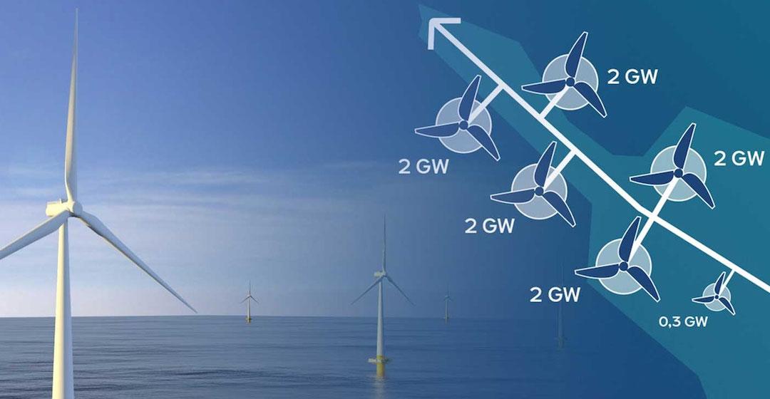 RWE sieht Helgoland als Drehkreuz für grünen Wasserstoff