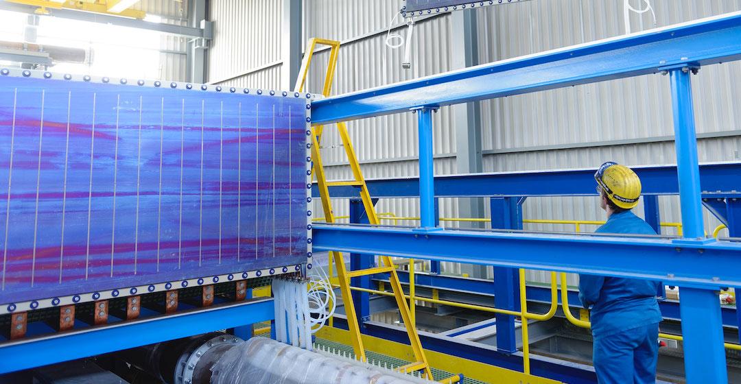 Thyssenkrupp installiert 88-Megawatt-Wasserelektrolyse für Hydro-Québec in Kanada