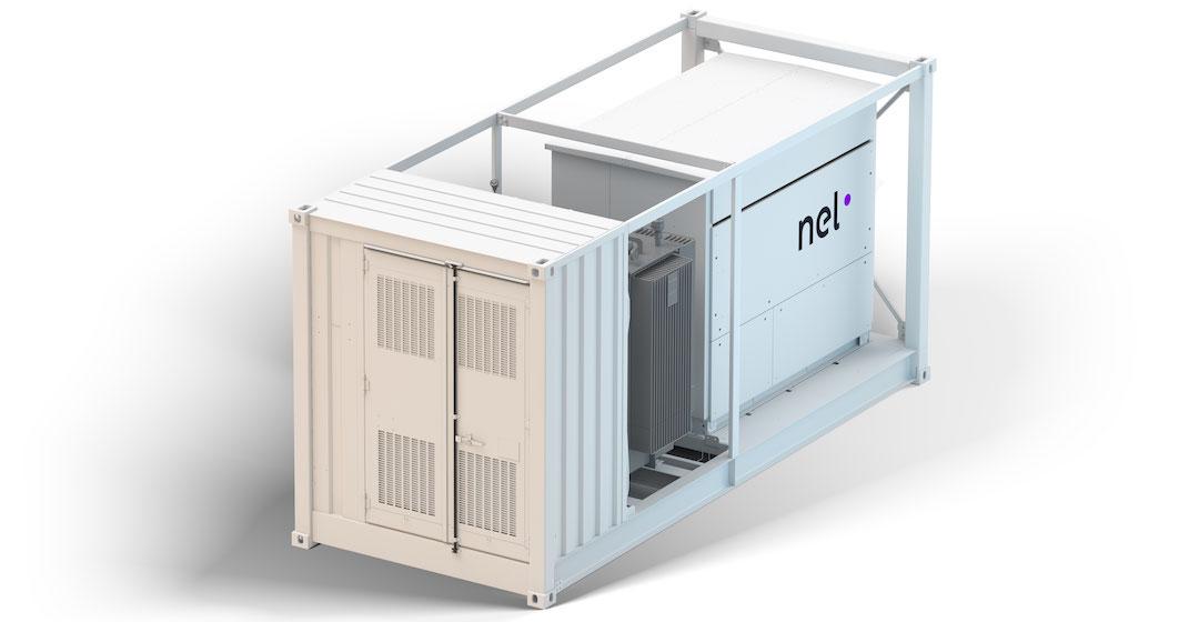 "Nel bringt PEM-Elektrolyseure ""MC250"" und ""MC500"" auf den Markt"