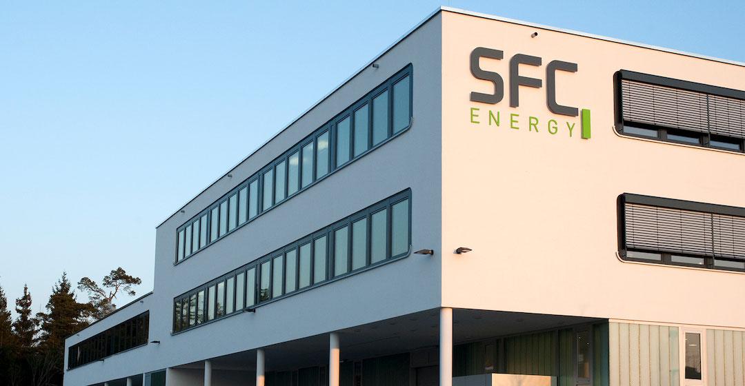 SFC Energy will Umsatz bis 2025 auf 350 Millionen Euro steigern