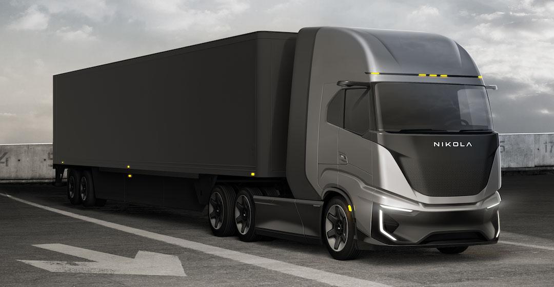 """Nikola Motors will im 2. Quartal Prototyp des Wasserstoff-Lkws """"Tre"""" vorstellen"""