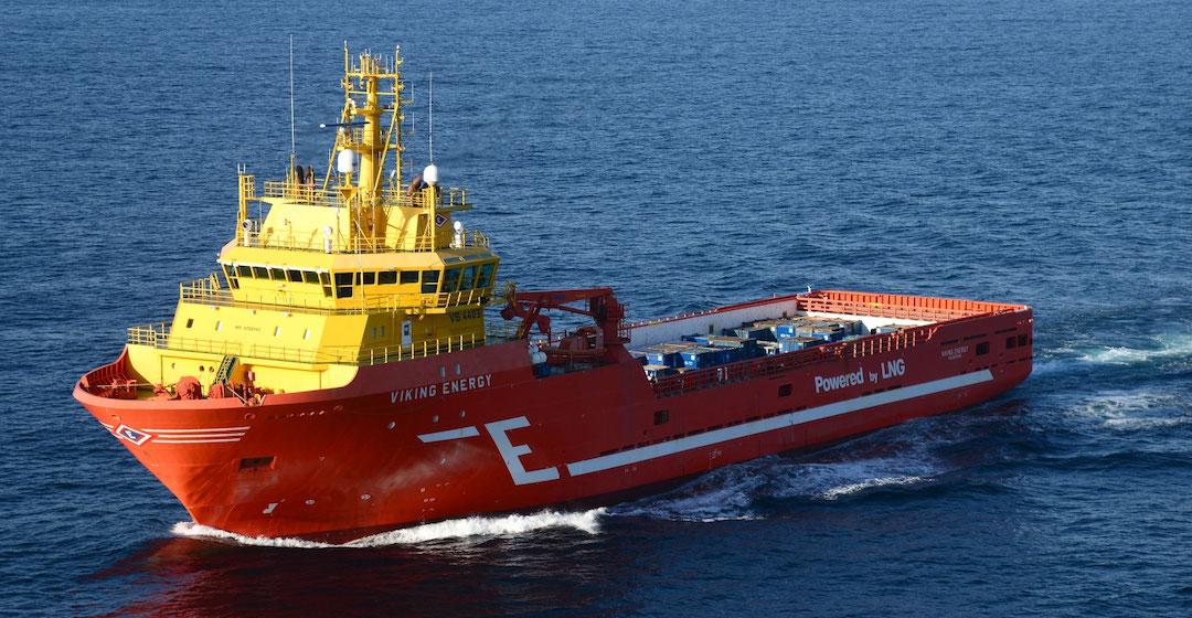 Ammoniak als Schiffsantrieb