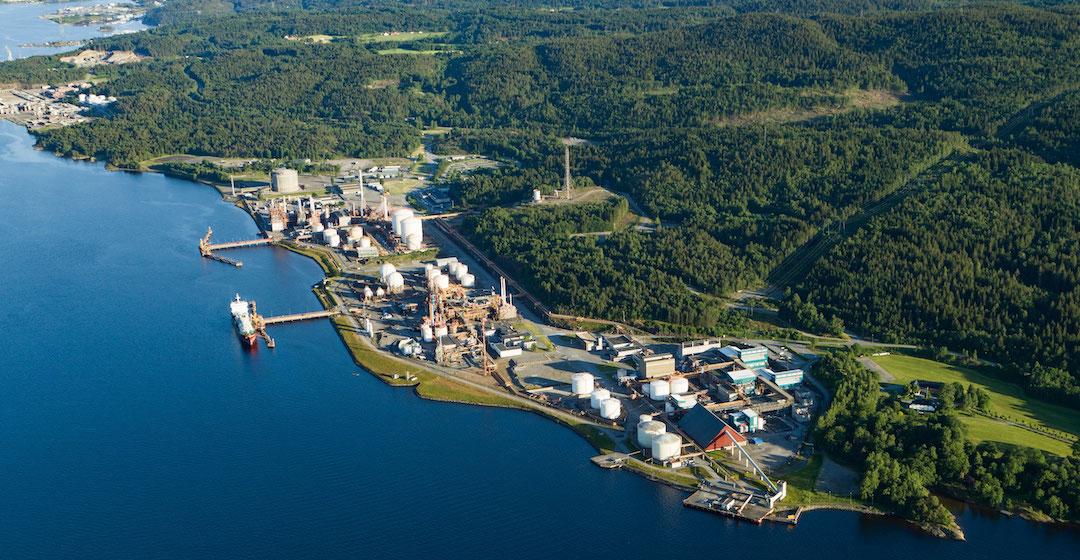 Inovyn plant Zentrum für sauberen Wasserstoff in Norwegen