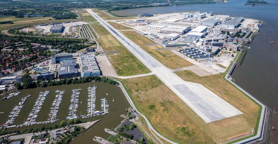 Forscher entwickeln für Airbus in Hamburg ein Infrastruktur-Konzept für mit Wasserstoff betriebene Flugzeuge