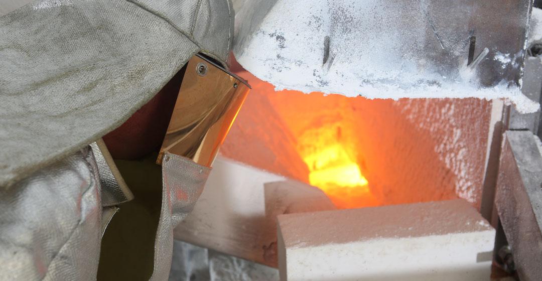 Schott AG testet Glasherstellung mit grünem Wasserstoff