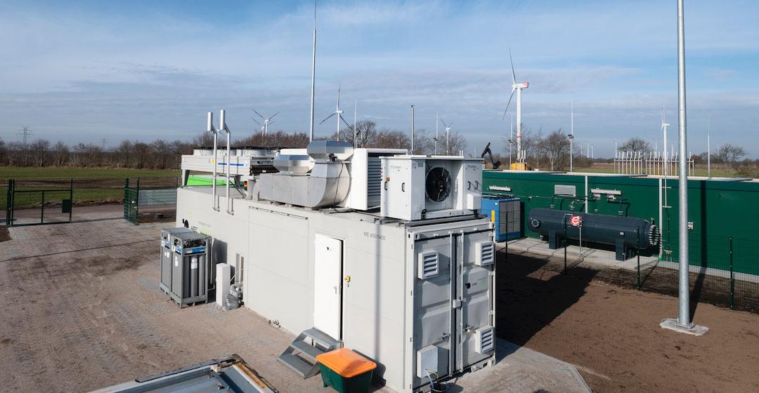 Post-EEG-Windpark liefert Strom für Elektrolyseur in Schleswig-Holstein