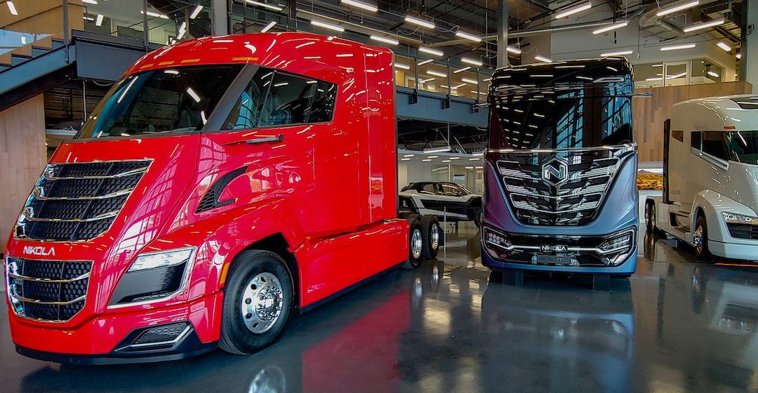 Nikola, Iveco und OGE planen Wasserstoffleitungen zur Versorgung von Tankstellen
