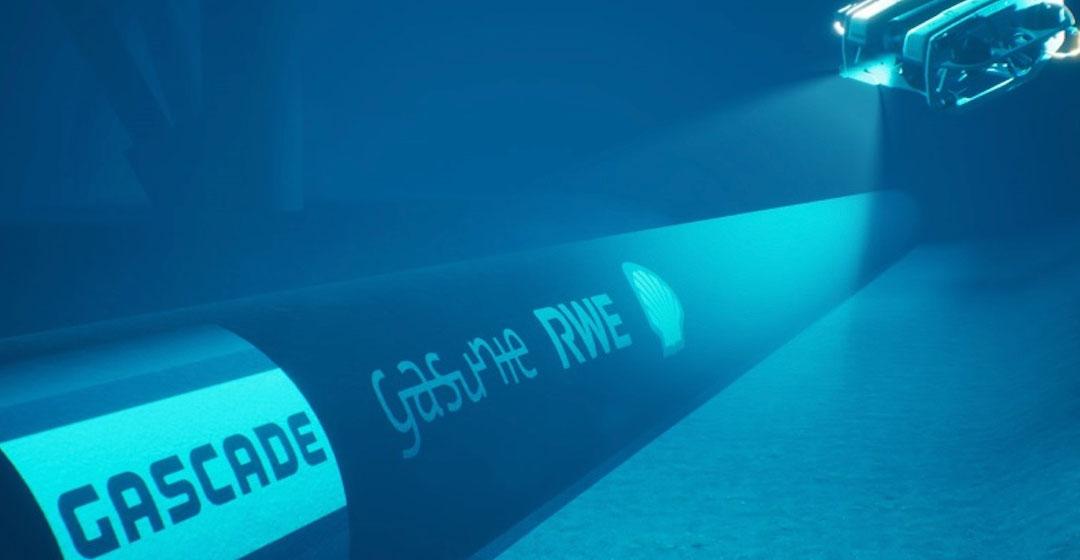 Konsortium plant Nordsee-Pipeline für grünen Wasserstoff