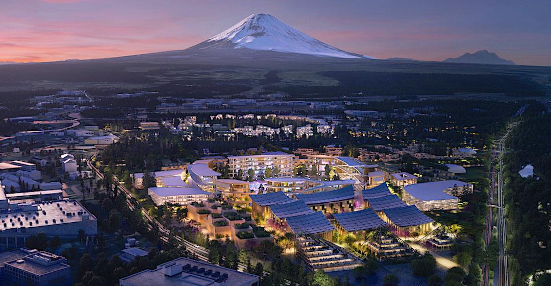 """""""Stadt des Glücks"""": Das Leben in der japanischen Woven City soll auf Wasserstoff basieren"""
