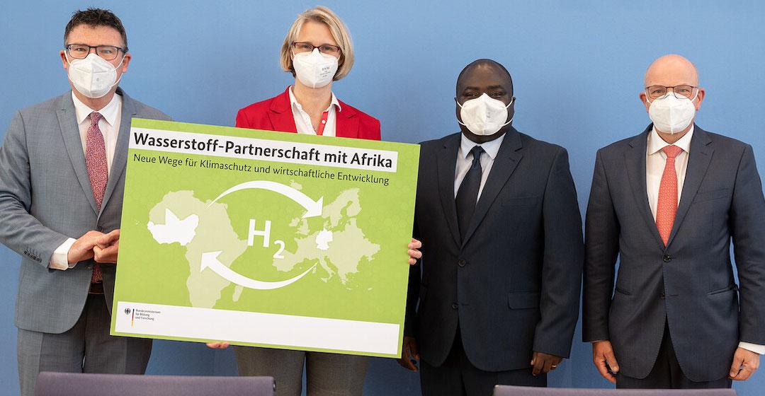 Potenzialatlas grüner Wasserstoff: Afrika könnte Energieversorger der Welt werden