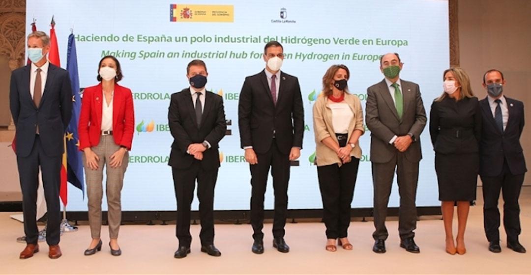 Cummins und Iberdrola wollen in Spanien eine Wertschöpfungskette für grünen Wasserstoff aufbauen