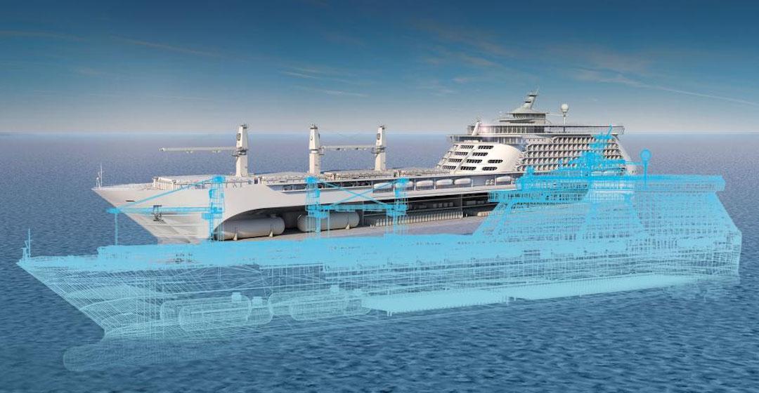 Neues Institut für Maritime Energiesysteme erforscht alternative Schiffsantriebe inklusive Wasserstoff