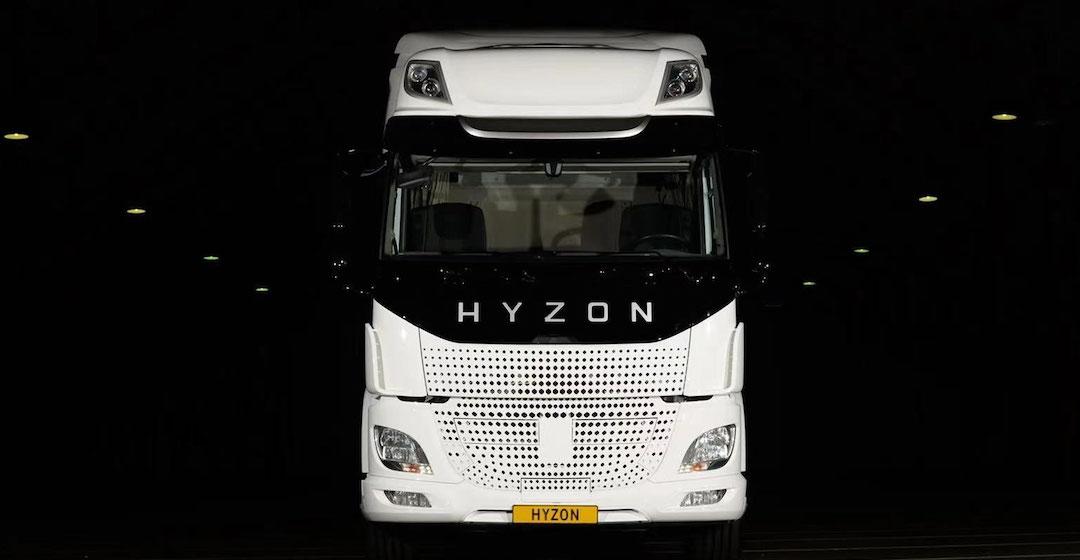 Hyzon Motors verkauft 90 Wasserstoff-Lkw nach Österreich und in die Niederlande