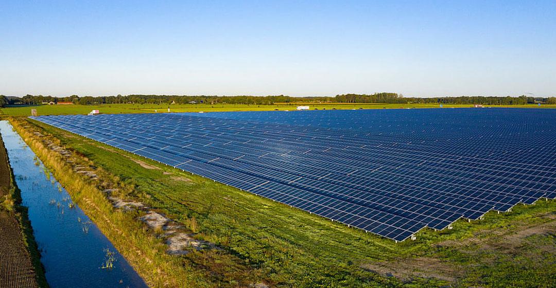 """BayWa r.e. startet nächste Phase des Projekts """"Sinne Wetterstof"""" in den Niederlanden"""