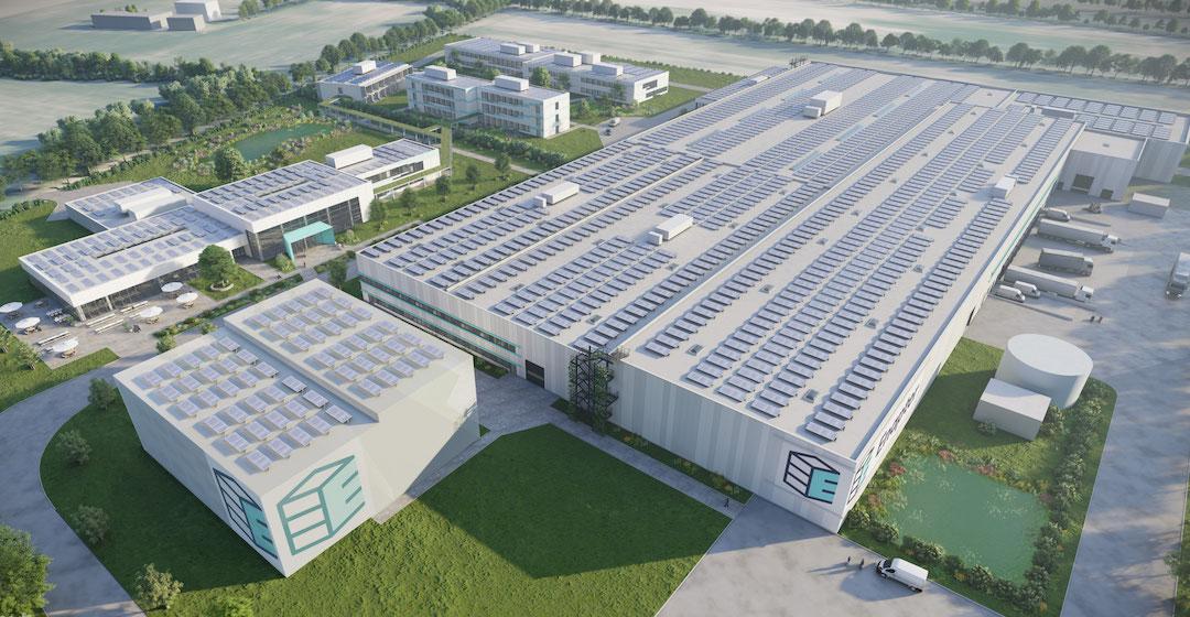 Enapter bekommt 9,3 Millionen Euro zur Entwicklung der Elektrolyseur-Massenproduktion