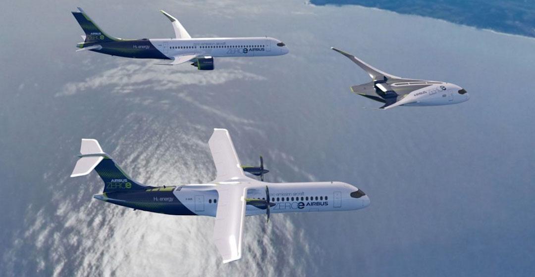 Airbus entwickelt in Bremen und Nantes metallische Wasserstofftanks