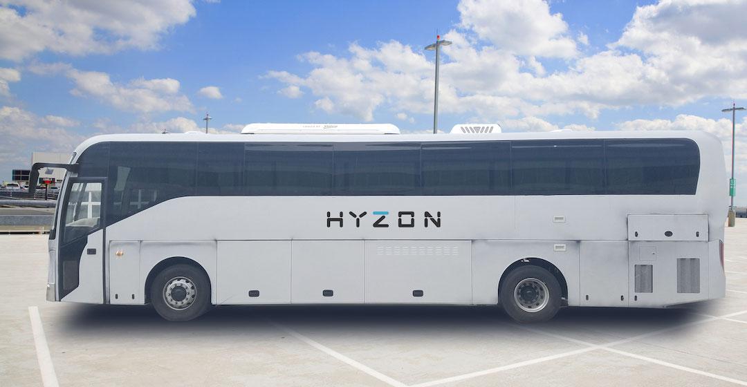 Wasserstoff-Busse von Hyzon absolvieren Dauertest für den Einsatz in Western Australia