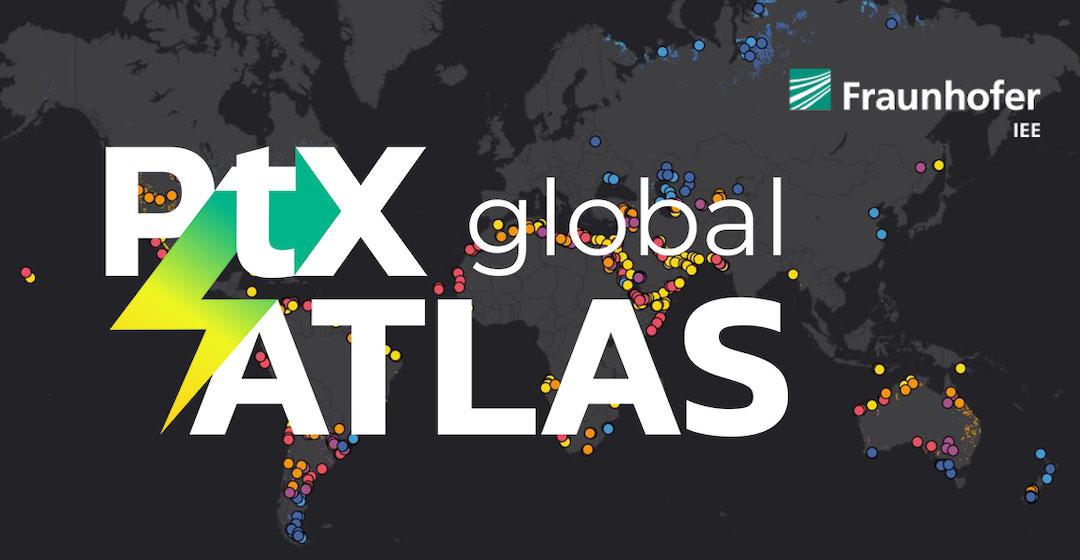 In eigener Sache: Direkter Link auf den Power-to-X-Atlas des Fraunhofer IEE