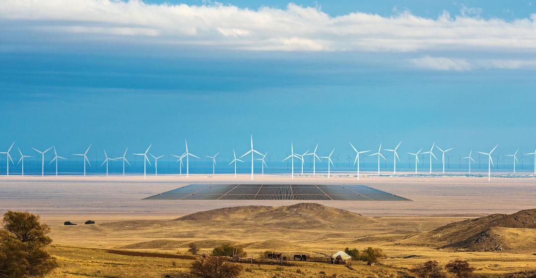 Svevind will Wasserstoffproduktion in Kasachstan mit 30 GW Leistung aufbauen