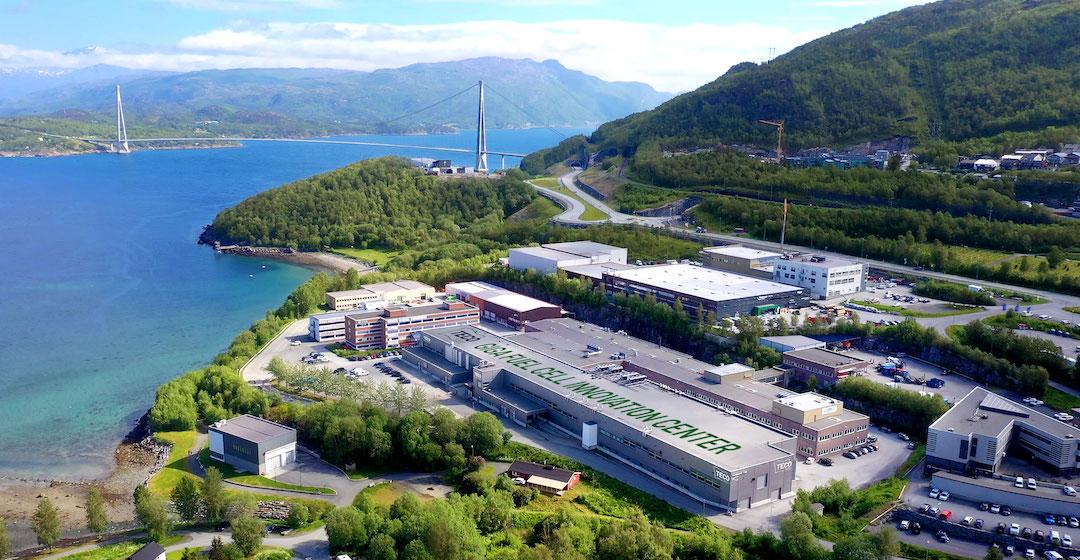 Teco 2030 übernimmt neues Gebäude für die Brennstoffzellenproduktion in Norwegen