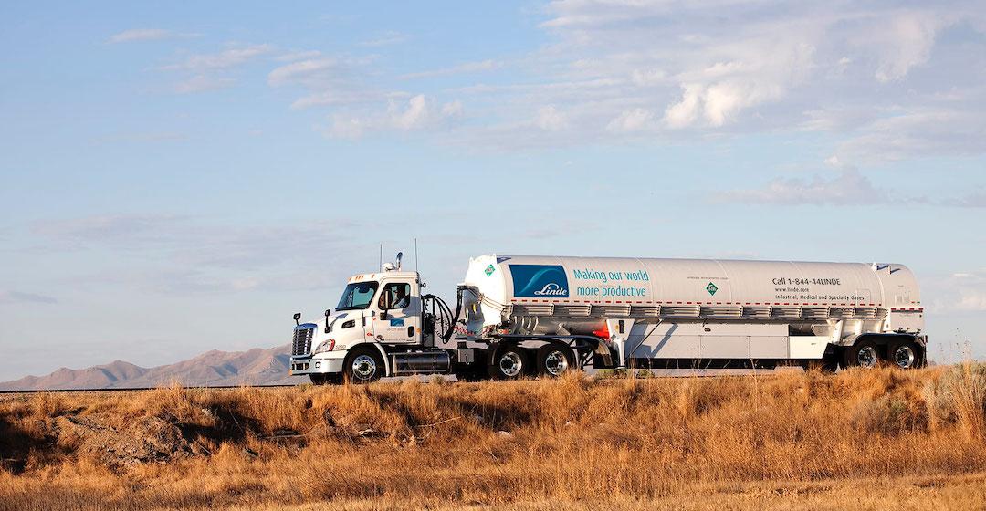 Linde nimmt neue Flüssigwasserstoff-Anlage in Texas in Betrieb