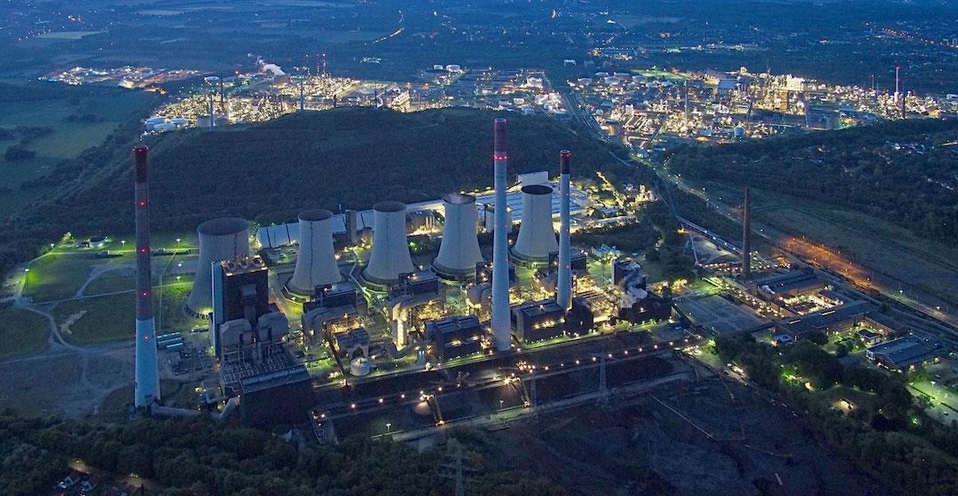 Uniper will Kraftwerk Scholven bis 2030 auf grünen Wasserstoff umstellen