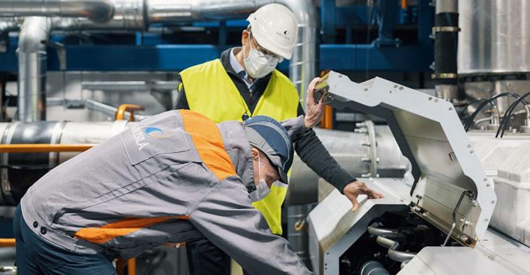 Wärtsilä startet Testprogramm für Antriebe mit Wasserstoff und Ammoniak