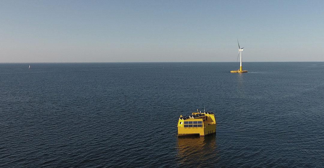 DNV erstellt Studie über weltweit erste Offshore-Anlage zur Produktion von grünem Wasserstoff