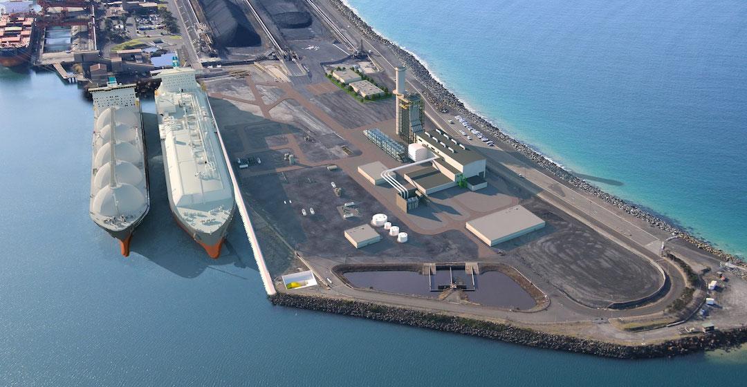 Geplantes Wasserstoffkraftwerk in New South Wales soll bis 2025 in Betrieb gehen