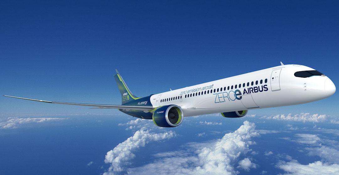 Konzerne prüfen Einsatz von Wasserstoff auf Flughäfen